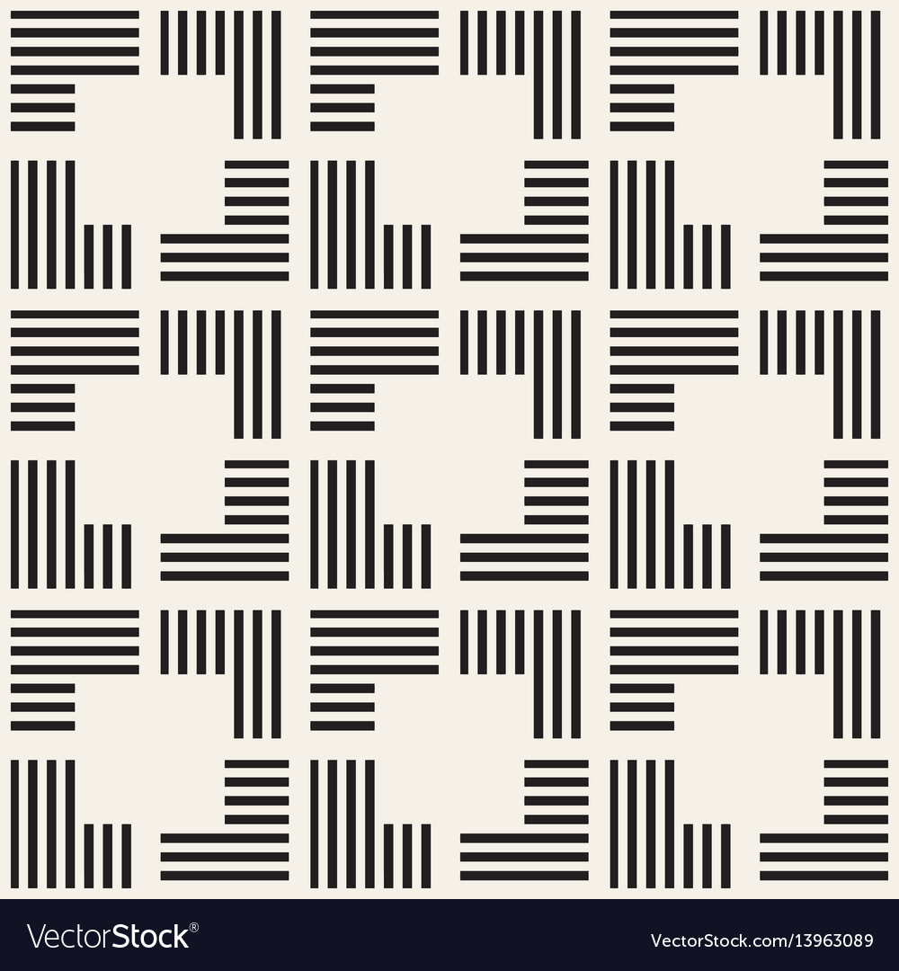 Seamless pattern with stripes abstract