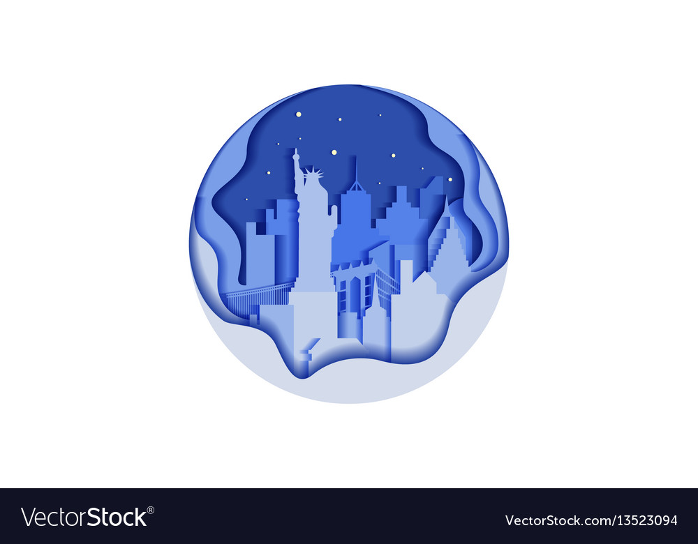 Background circle icon flat vector image