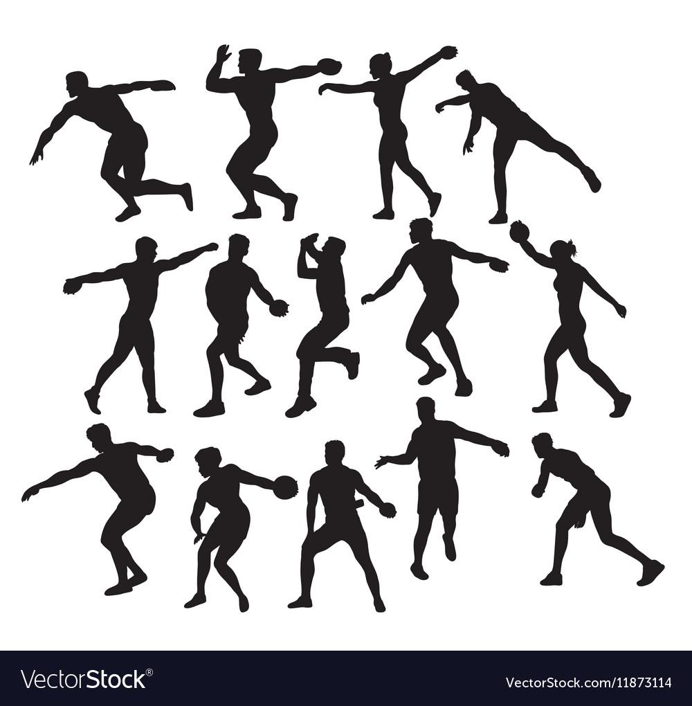 Discus Throwing Sport Activity