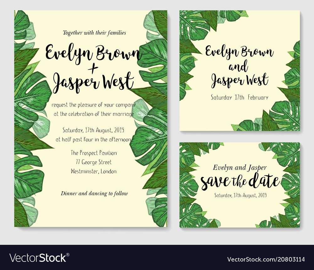 Wedding invite invitation rsvp thank you card