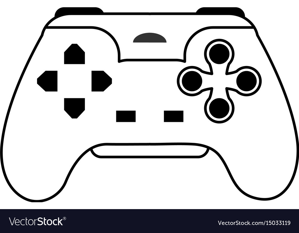 Videogame controller icon image