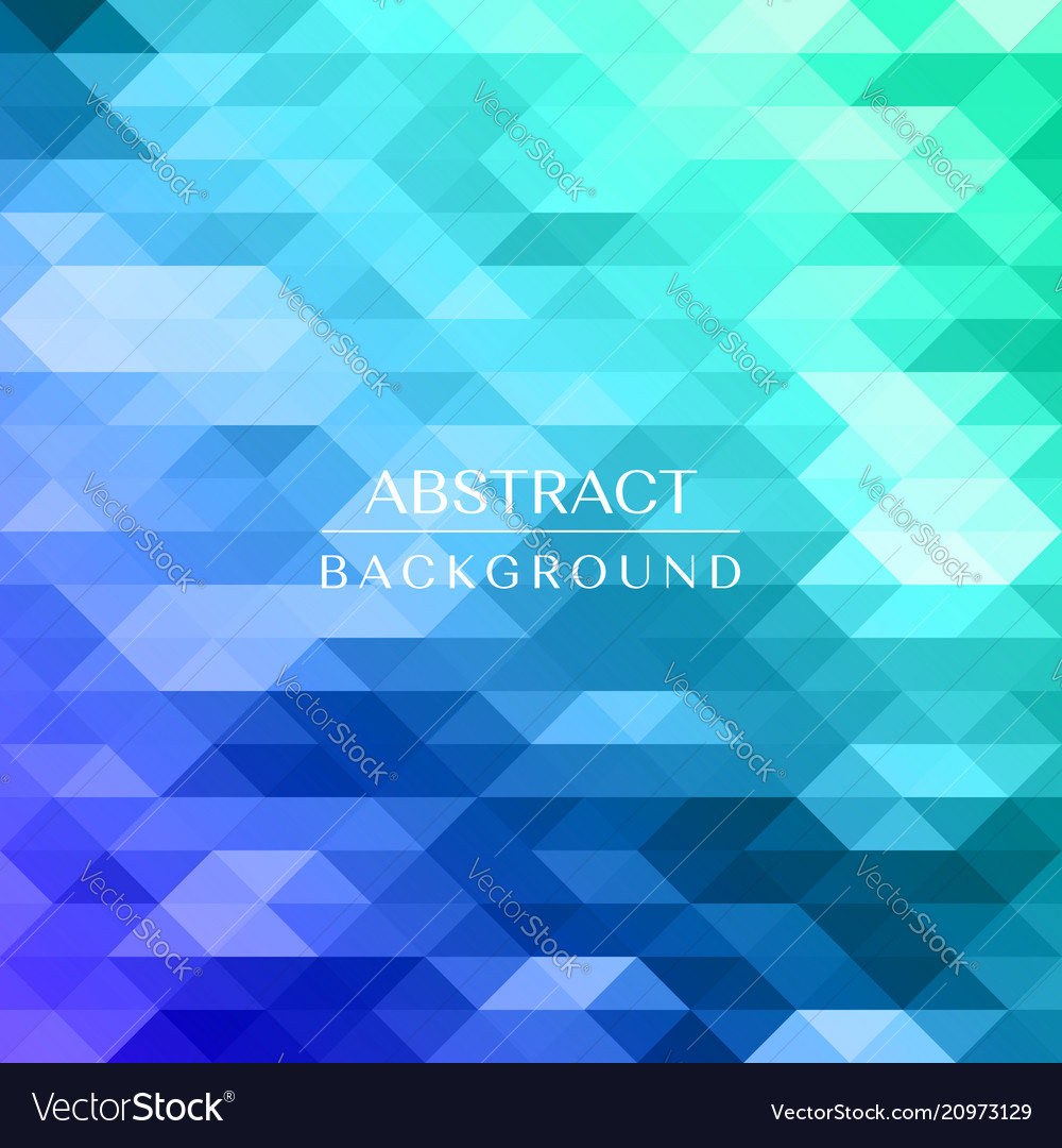 Colorful mosaic background creative design