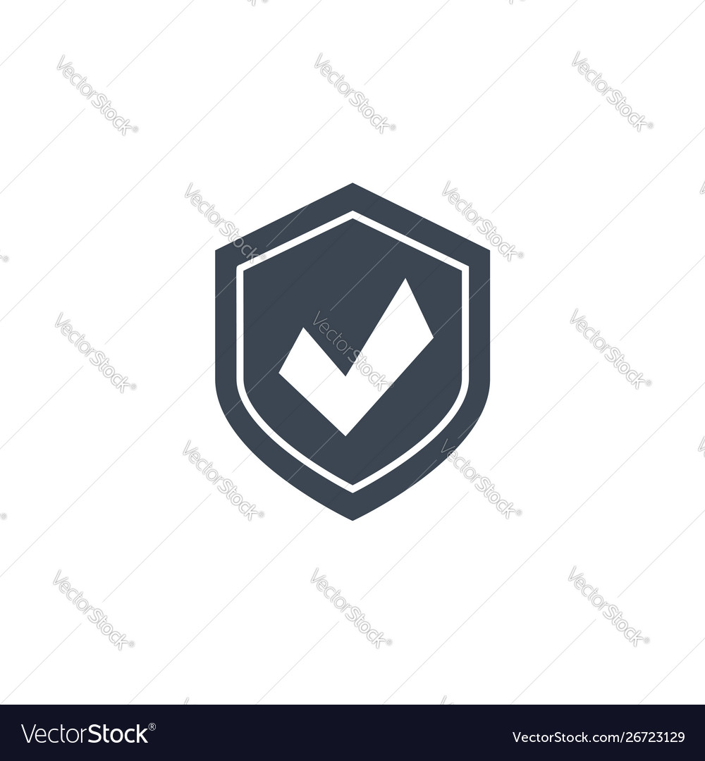 Protection related glyph icon
