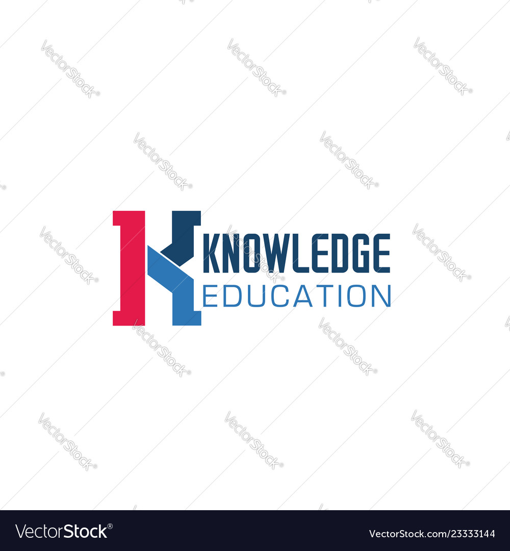 Badge for knowladge or education