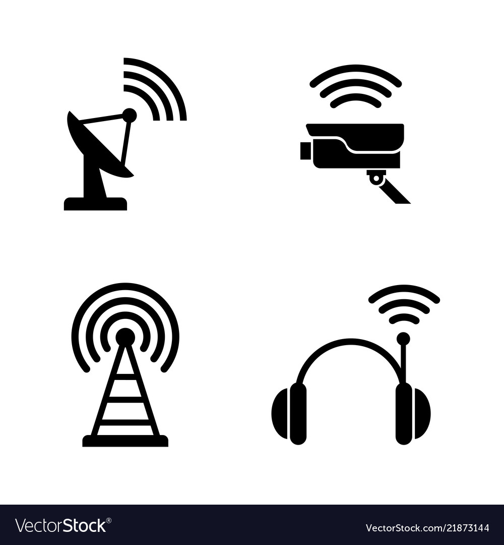Radio wireless technology simple related