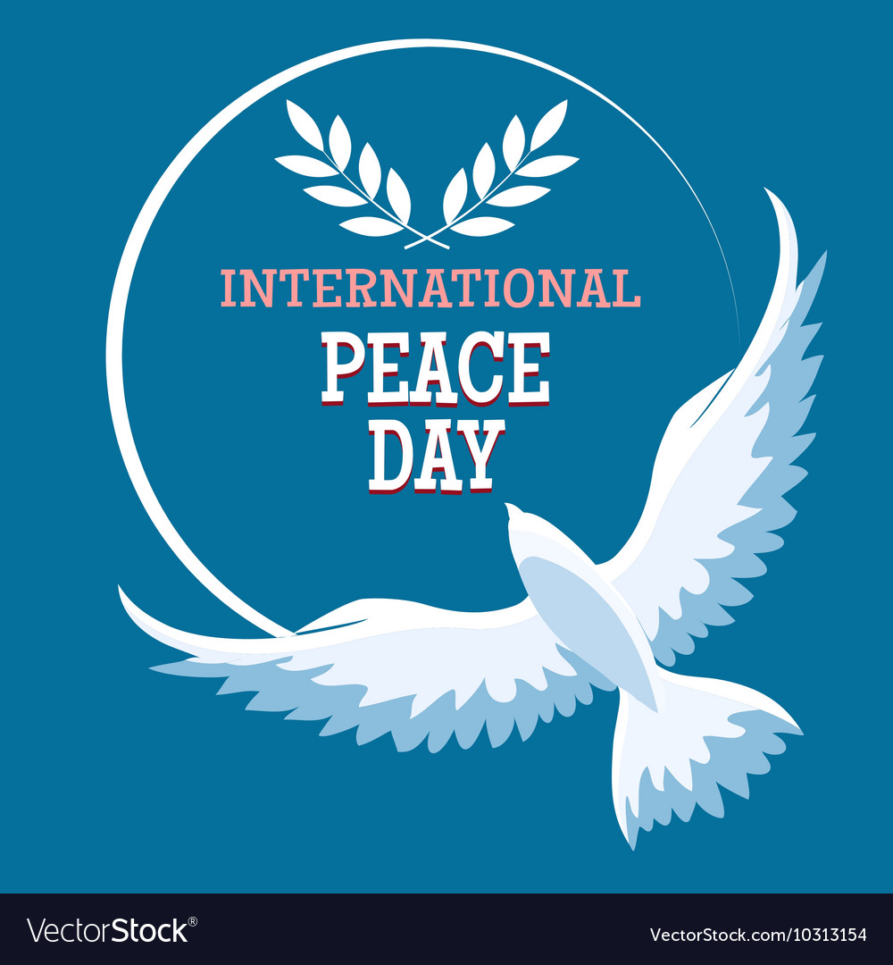International Peace Day Emblem