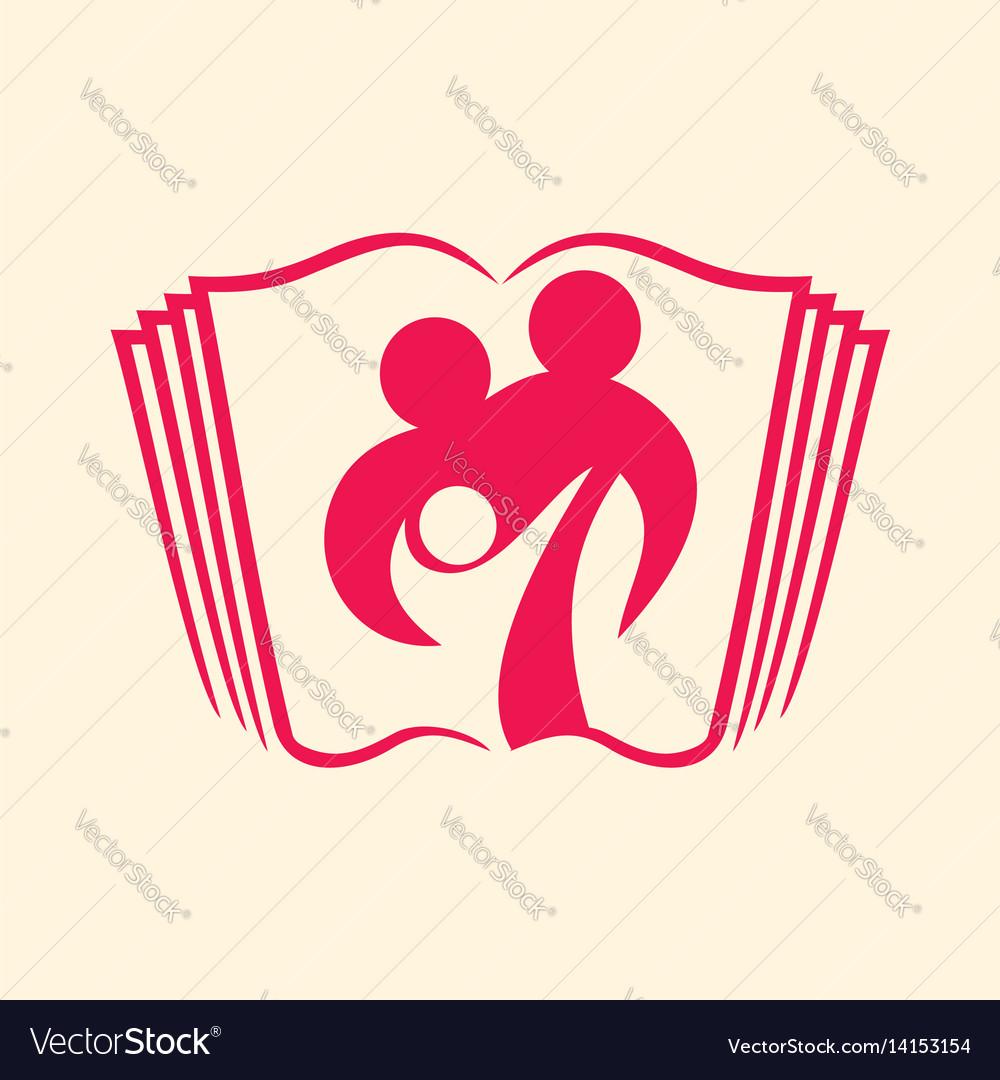 Logo of the christian family