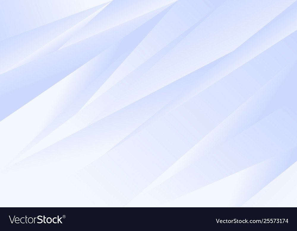 Abstract white and blue color background modern