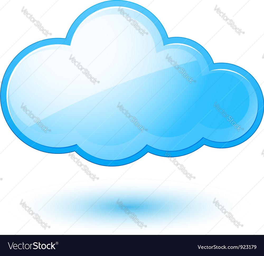 clouds royalty free vector image vectorstock rh vectorstock com cloud vector free cloud vector editor