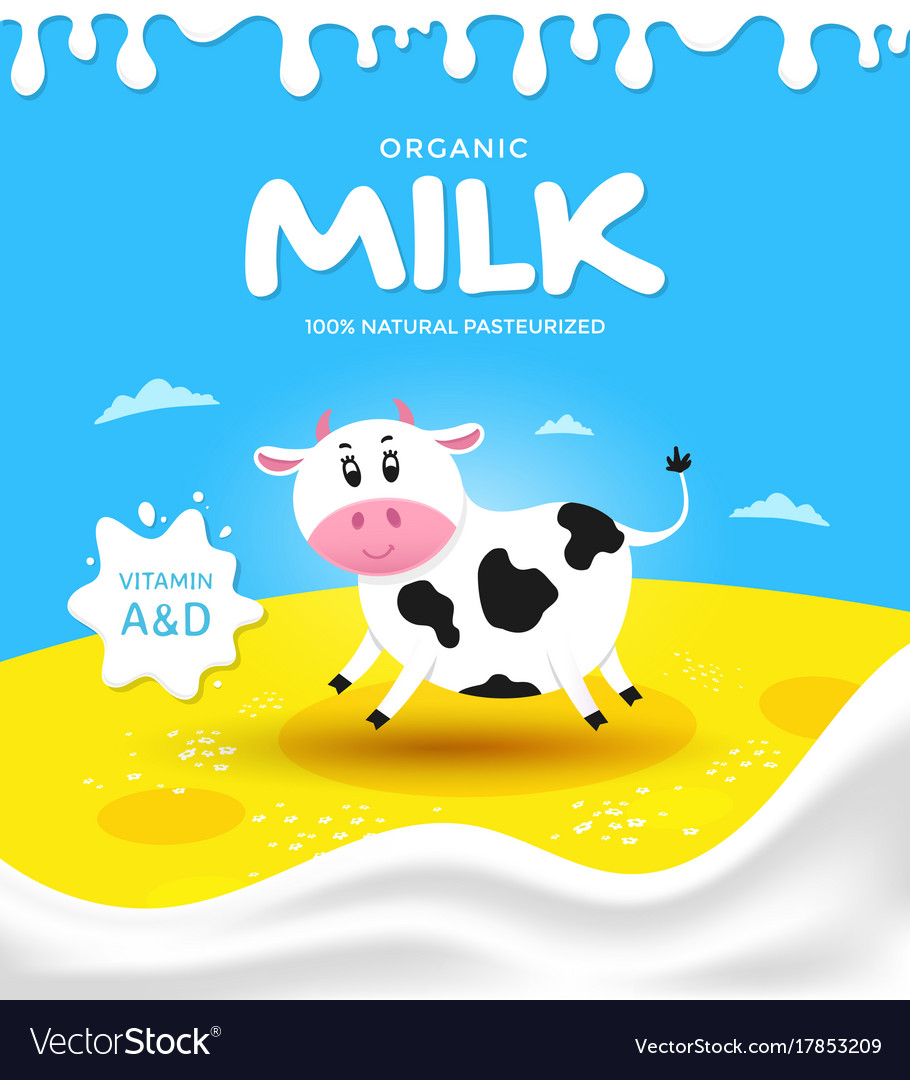 Packaging milk product