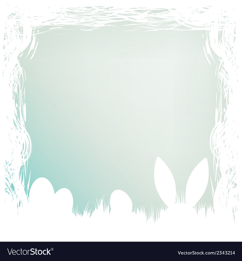 happy easter card template eps 8 royalty free vector image