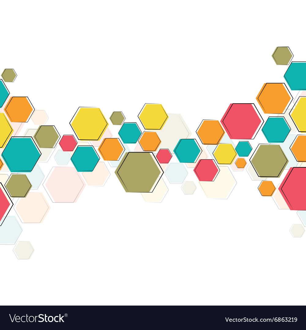Color molecular structure