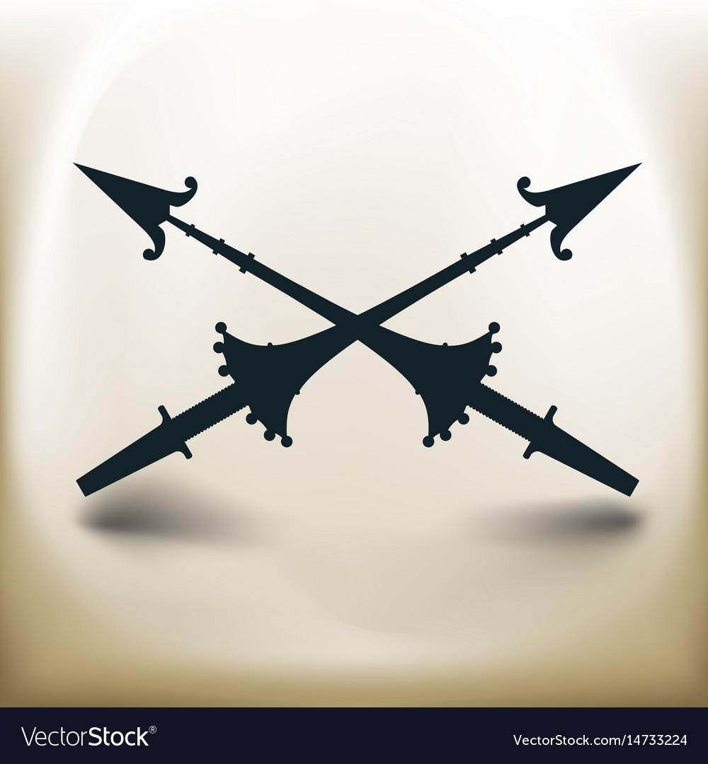 Simple spear