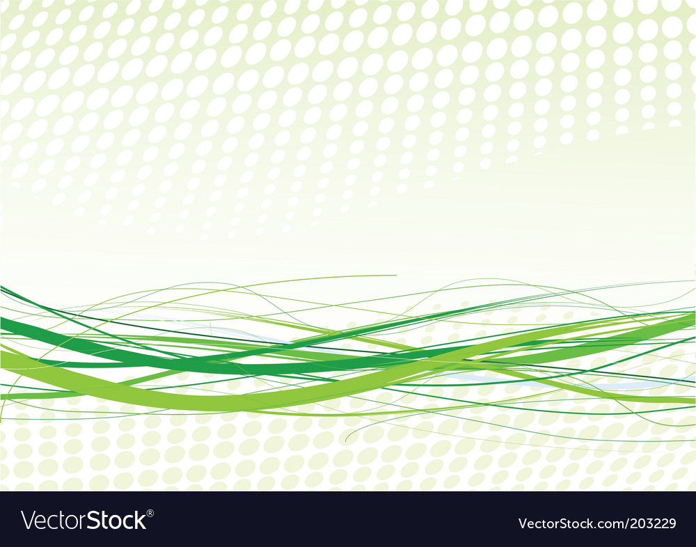 green lines background royalty free vector image