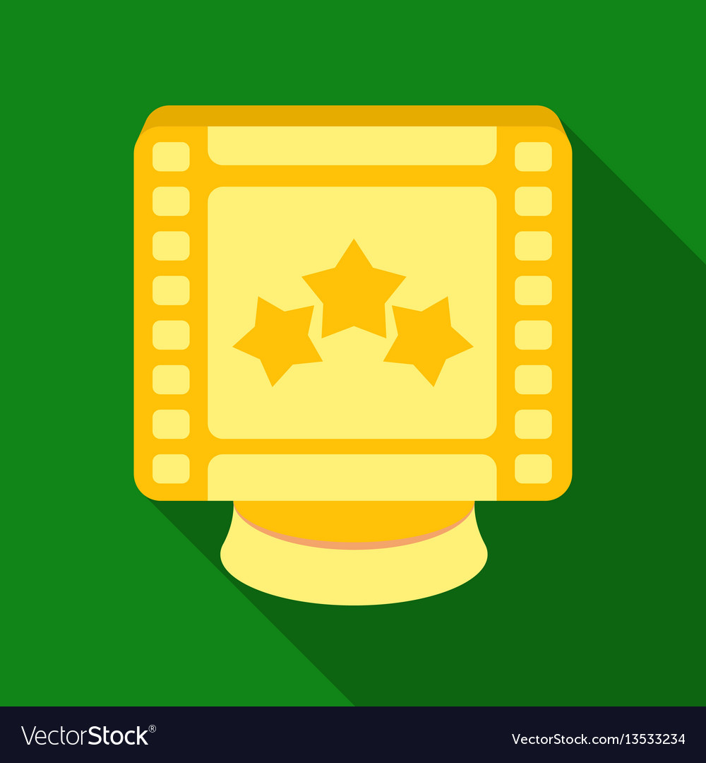Award in the form of a video tape for best actor