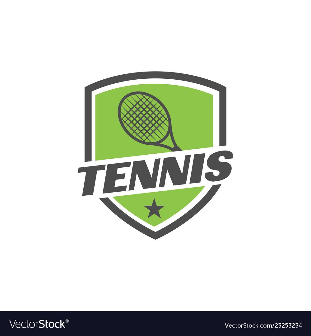 Tennis sport graphic design inspiration