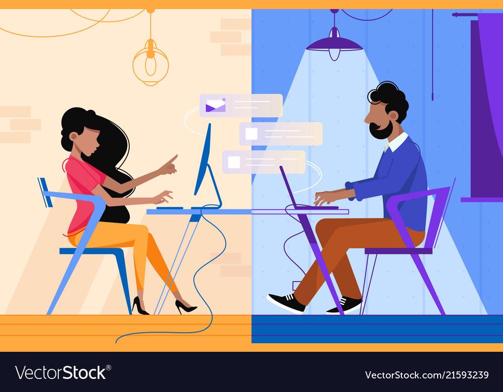 Workspace for team work