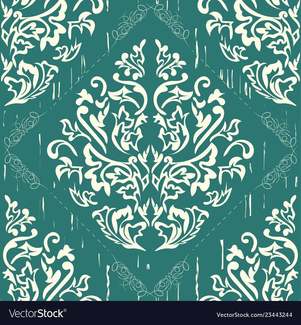 Damask seamless pattern element classical damask