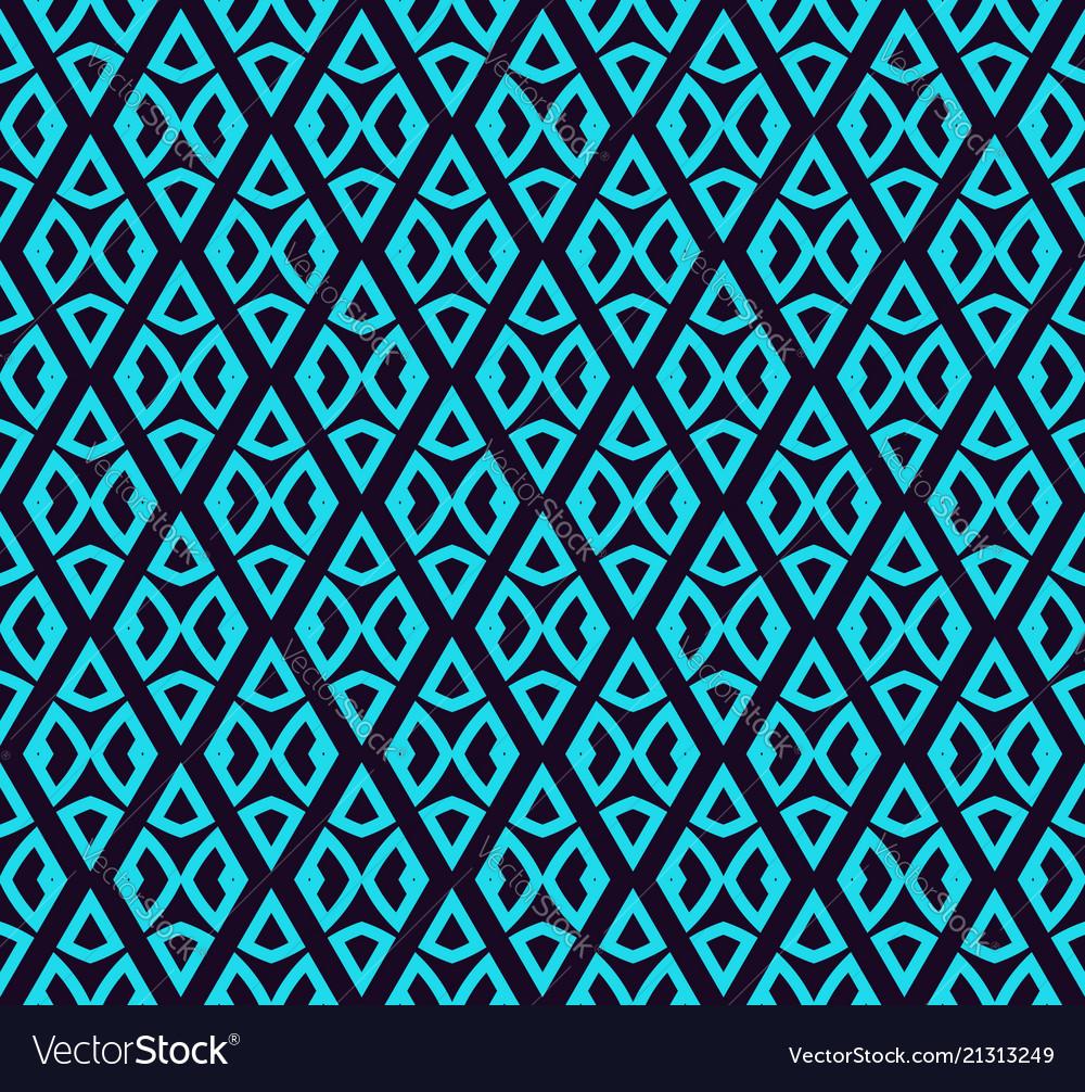 Seamless pattern modern stylish linear texture