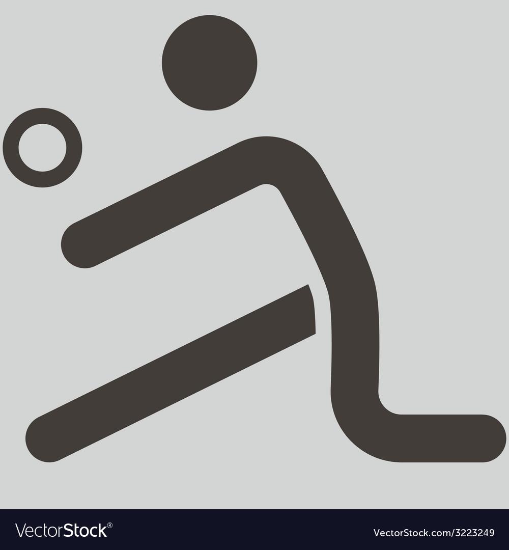 Volleiball icon