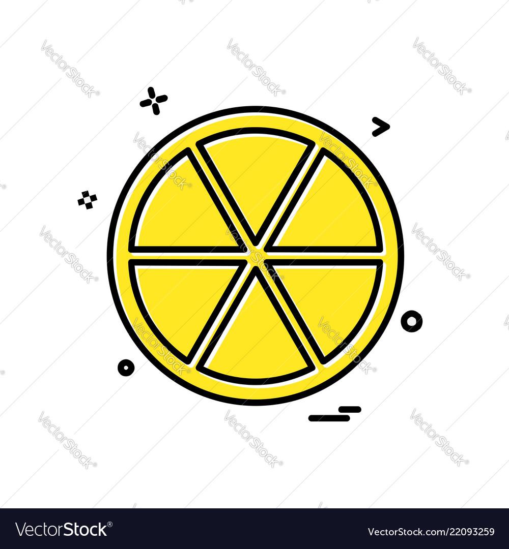 Orange icon design