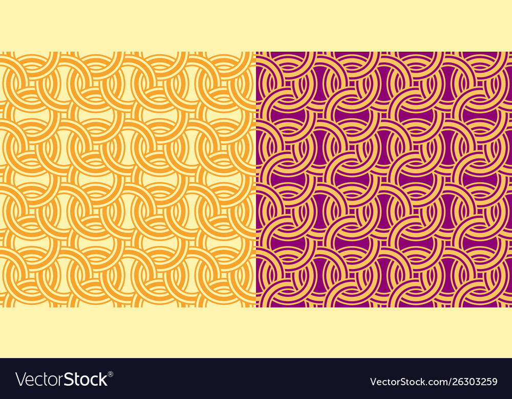 Seamless pattern abstract geometric background