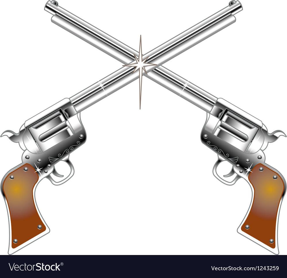 Six Shooters logo