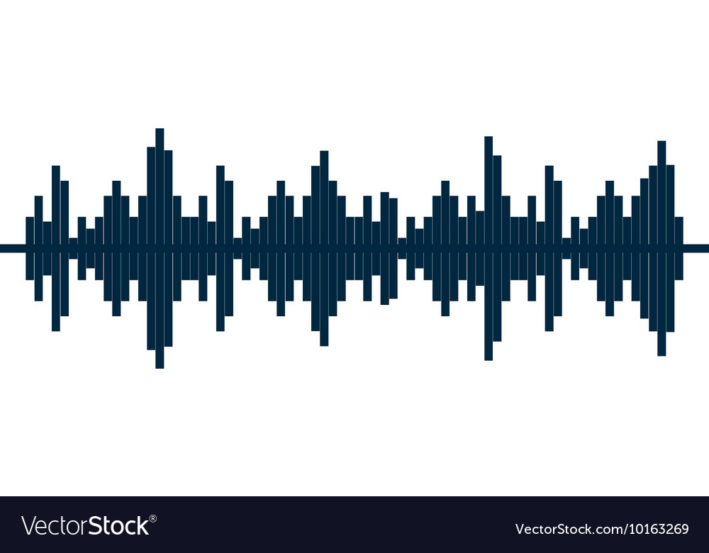 Equalizer music sound melody icon graphic