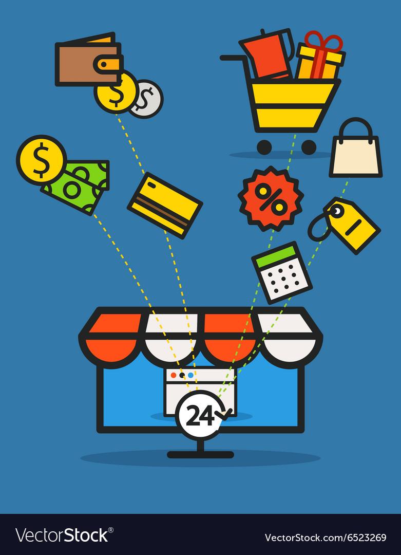 Modern web commerce