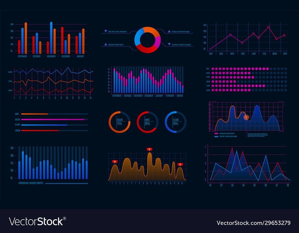 Hud dashboard technology user interface
