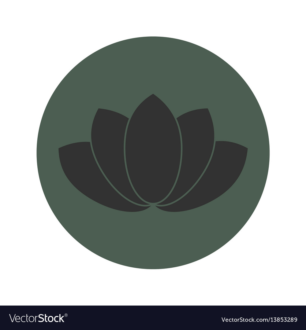 Lotus flower symbol royalty free vector image vectorstock lotus flower symbol vector image mightylinksfo