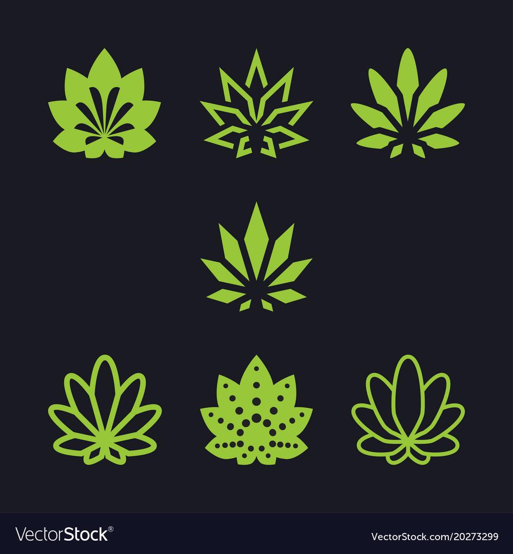 Cannabis as a collection