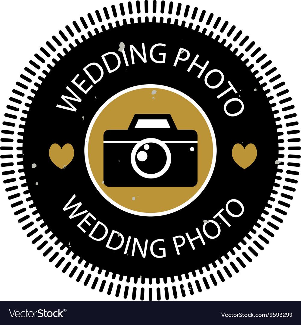 Photographer icon logo