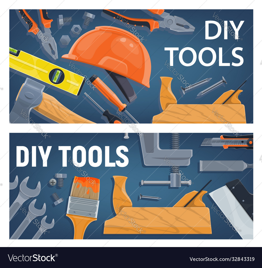 Diy construction tools and equipment