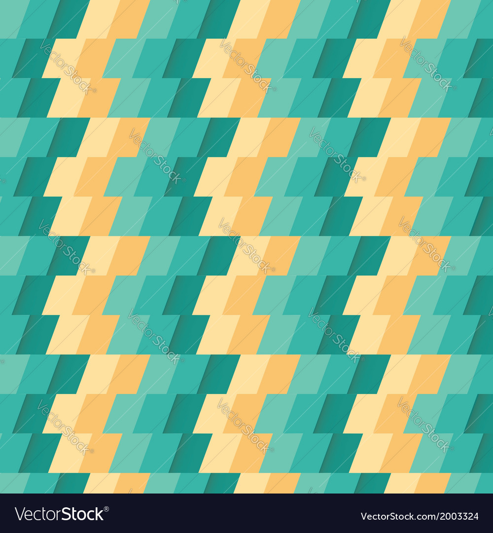Geometric colorful pattern background