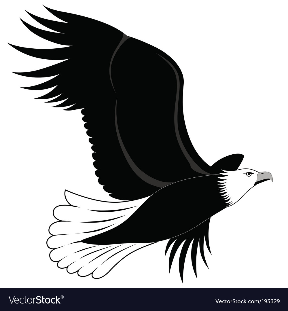 examples of the brilliance in TJ Scott's impressive silhouettes set. Eagle Tattoo Vector. Artist: flanker-d; File type: Vector EPS