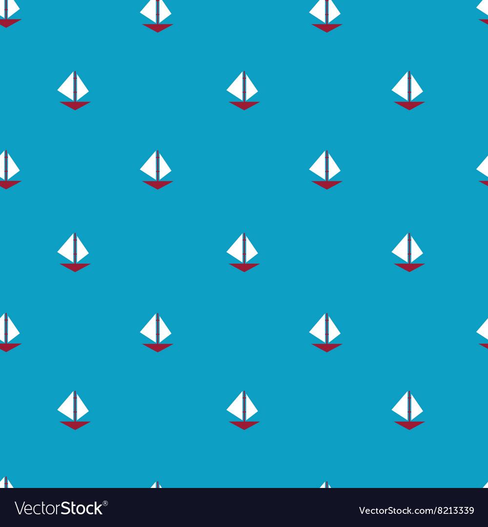 Trendy simple ship pattern
