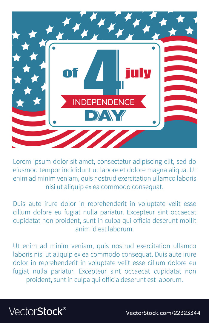 4th july national holiday independence day
