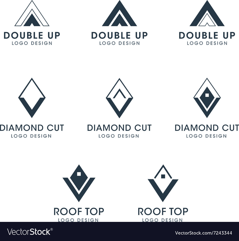 vector ornament diamond free logo royalty image