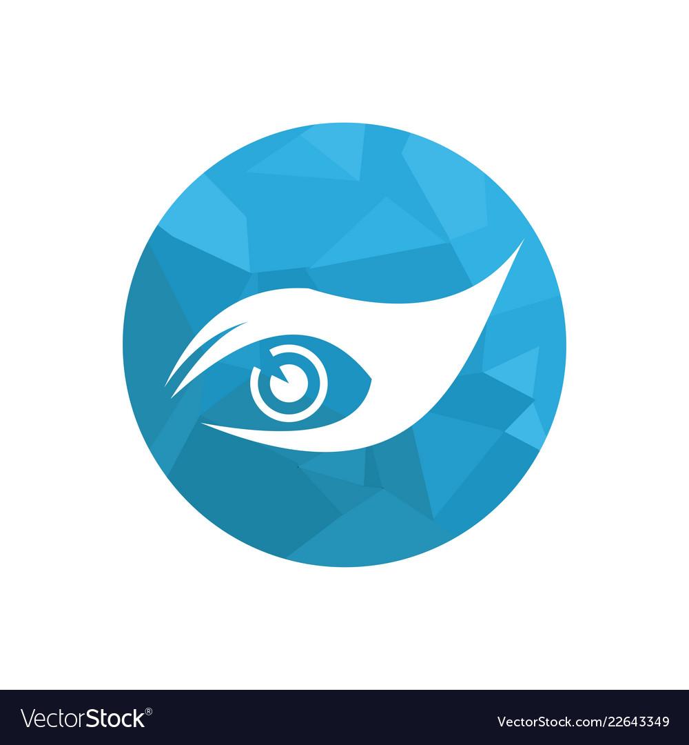Eyelash logo
