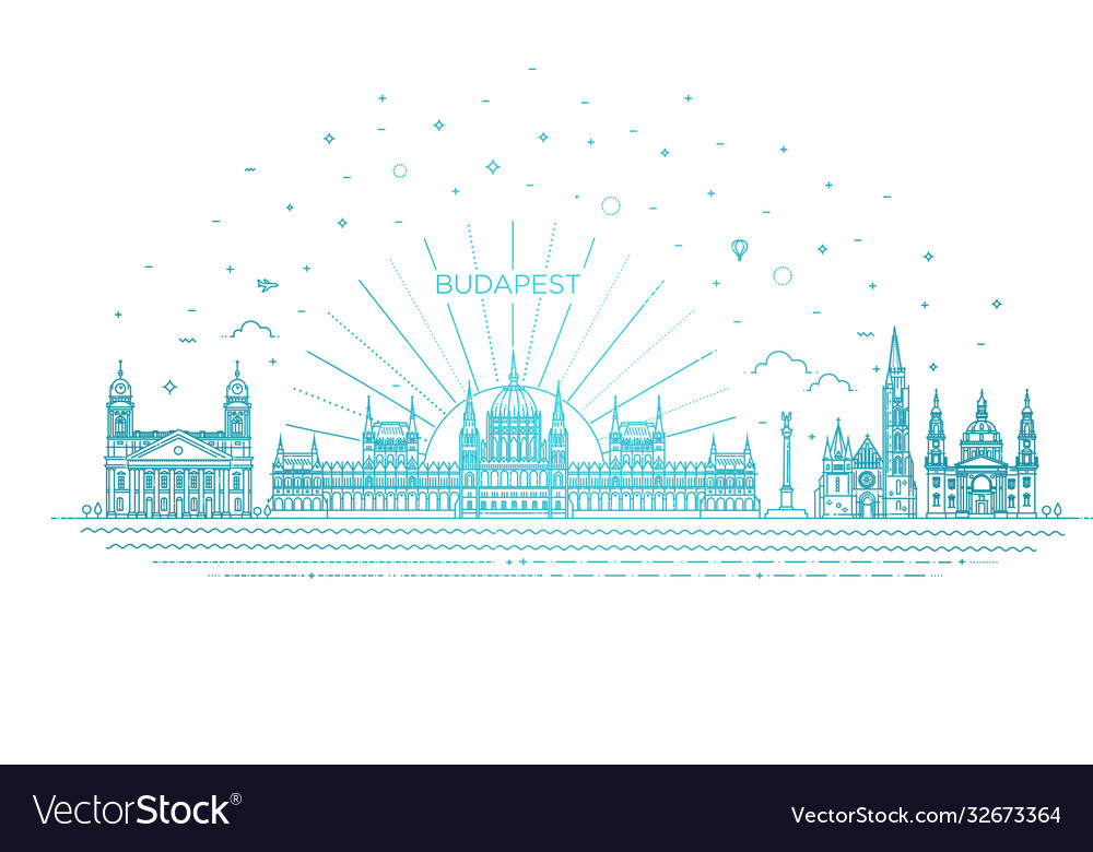 Hungarian travel landmark
