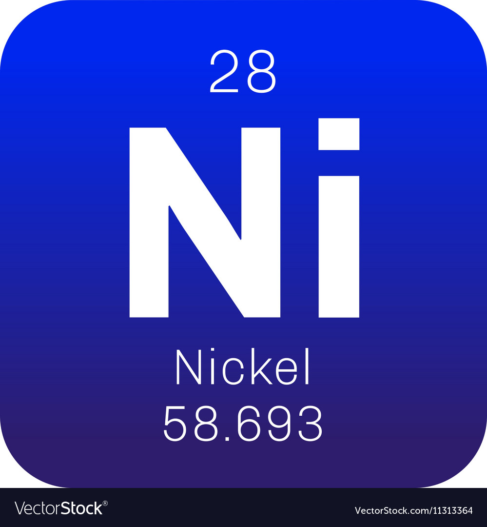 Image result for Nickel element