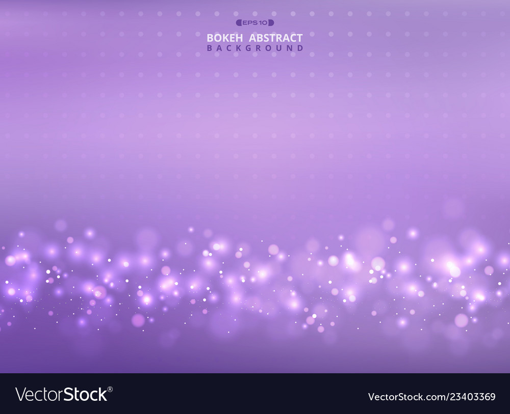 Abstract of mesh colorful violet with bokeh