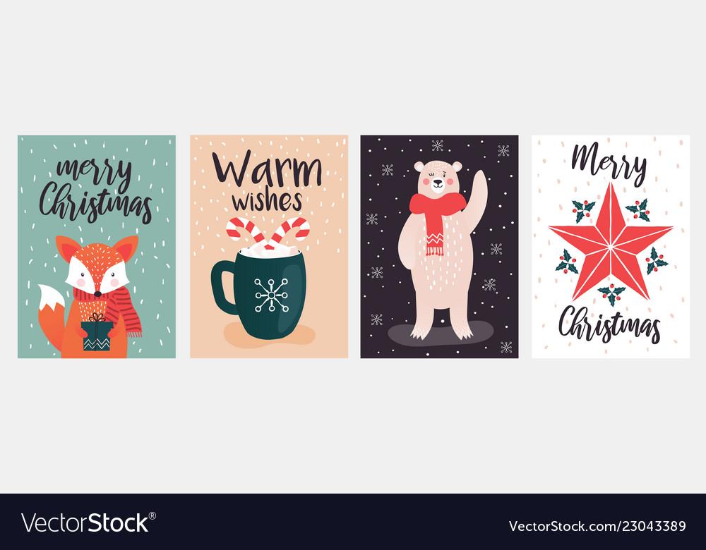 Christmas cards design 3