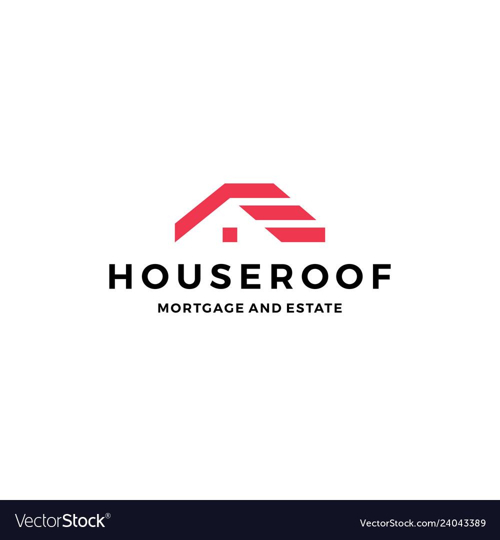 Home house logo icon