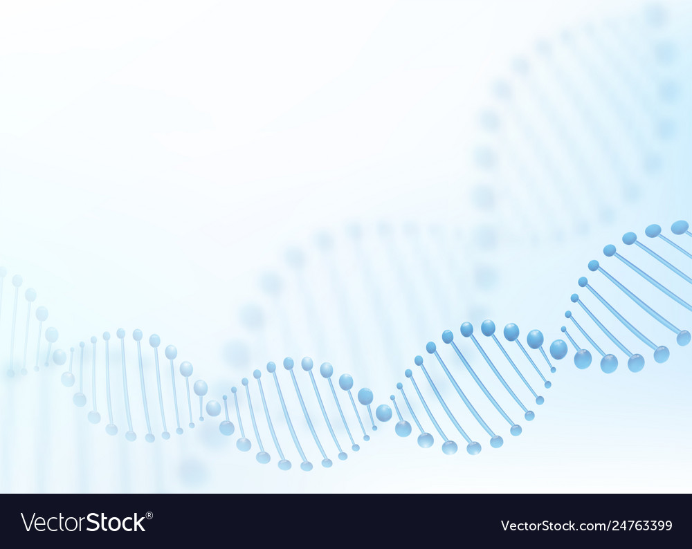 Dna chromosome concept science technology