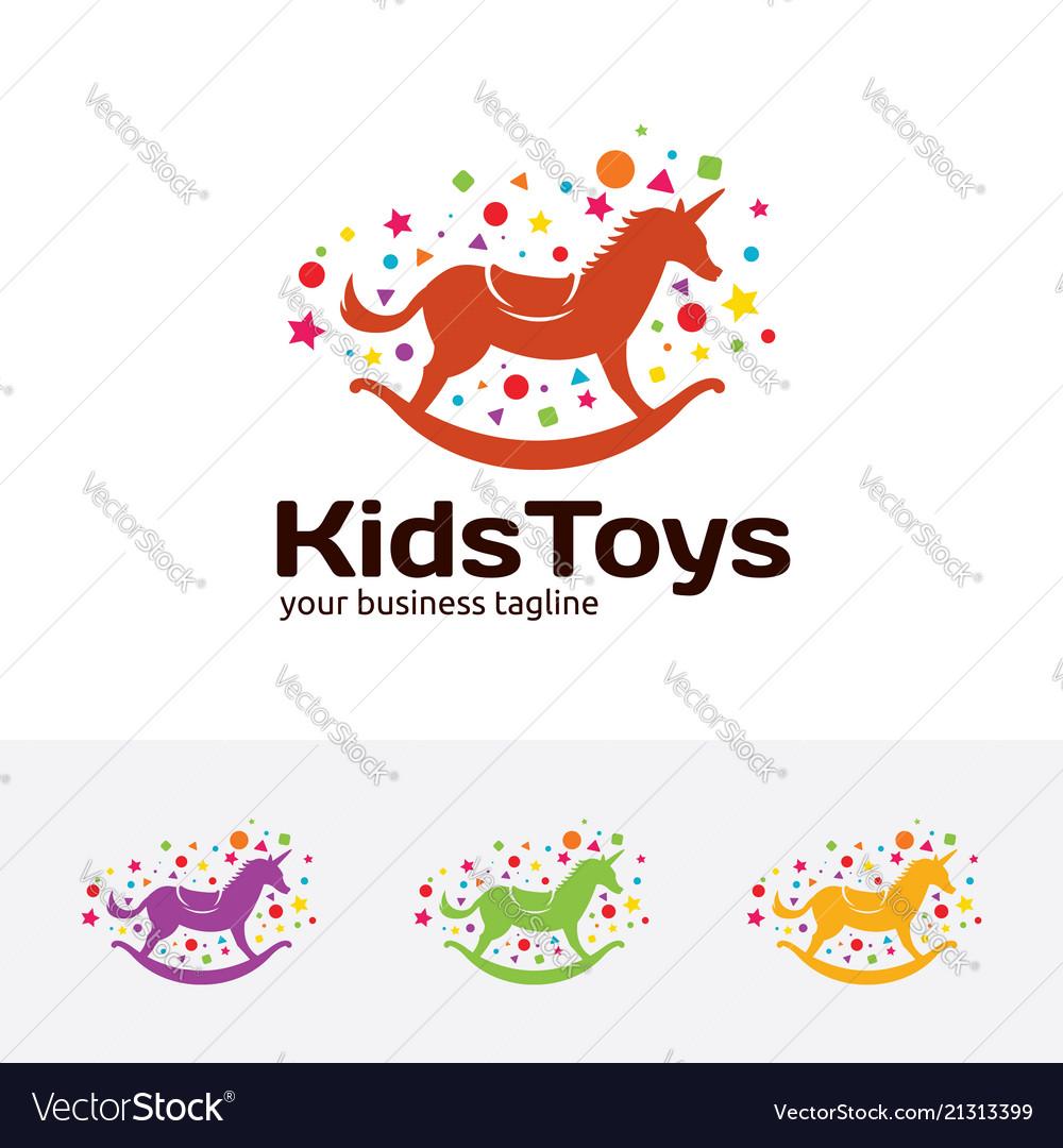 Kids toys logo