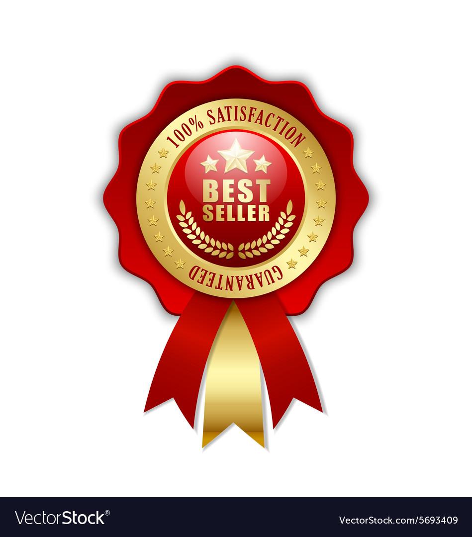 Best seller rosette