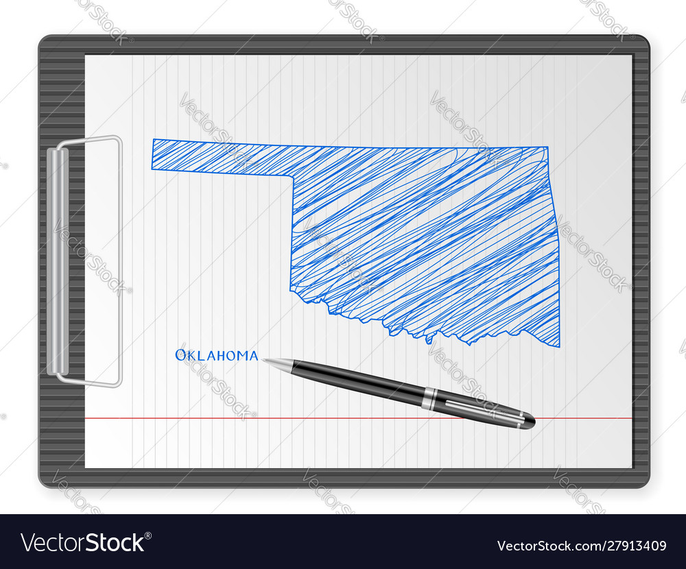 Clipboard oklahoma