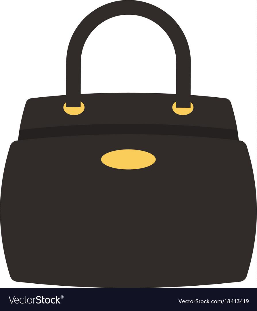 Women fashion bag Royalty Free Vector Image - VectorStock 2bb55ba921